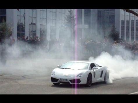 Lamborghini Burnout Lamborghini Lp550 2 Valentino Balboni Burnout Drift