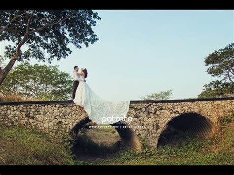 Wedding Outdoor Surabaya by Potret Photo Pre Wedding Outdoor Indoor Surabaya Di