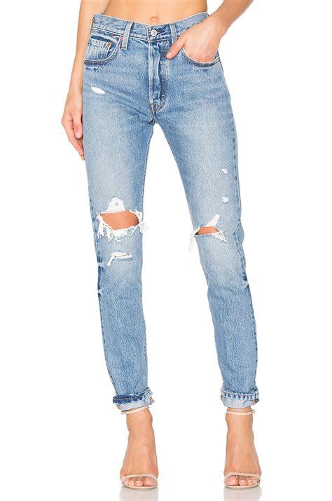 white blazer neutral colored tank black jeans pants levi s 501 skinny in old hangouts revolve