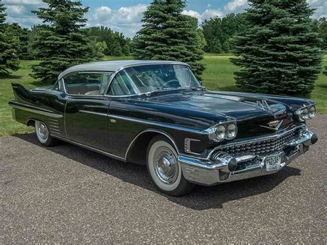 1958 cadillac coupe for sale 1958 cadillac for sale classiccars cc 996462