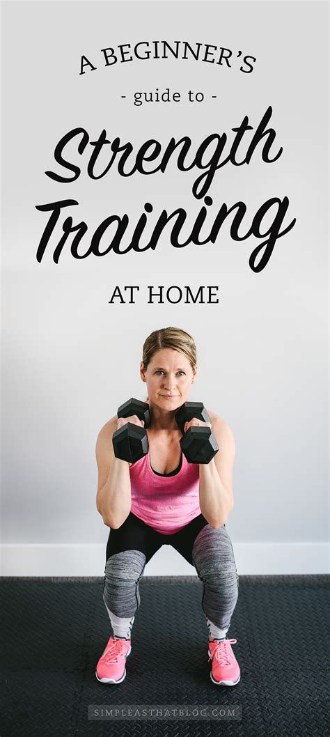 setting drills you can do home a beginner s guide to strength training at home