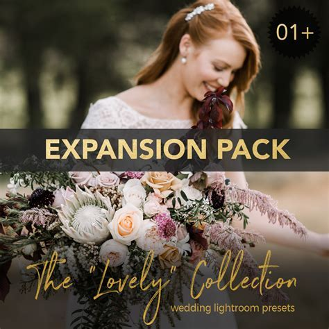 Lovely 01 Lightroom Preset Expansion Pack   Shae Estella Photo