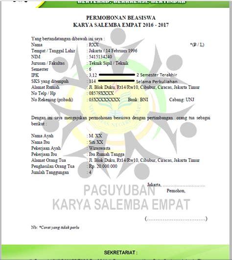 persyaratan pendaftaran serta berkas yang dikumpulkan
