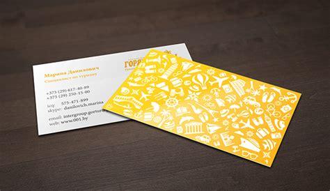 designmantic business cards branding in the travel industry designmantic the design