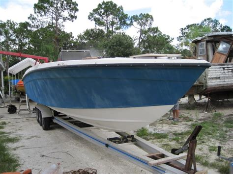 cigarette boat project for sale 33 apache center console the hull truth boating and