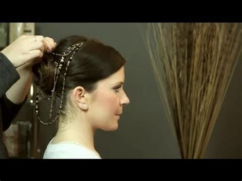 hair cuts and earring tips how to make bridal hair jewelry hair care styling tips