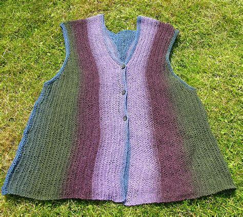 knitting pattern waistcoat knitting vests patterns 171 free patterns