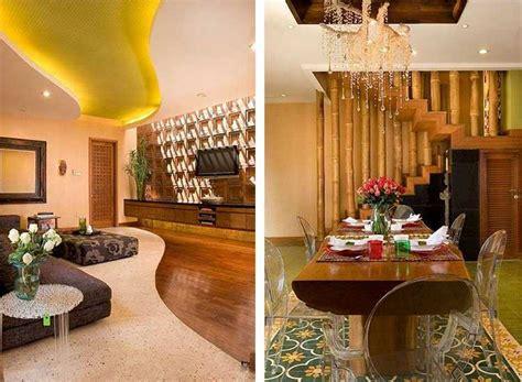 desain rumah eklektik desain interior rumah tradisional yang eksotis dan menawan