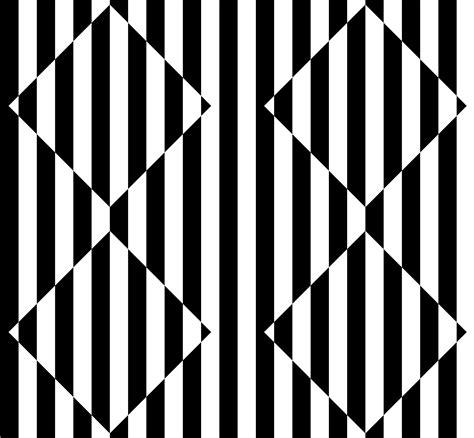 3d optical illusion l optical illusion black and white 3d www pixshark com