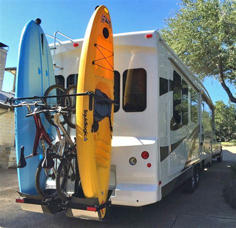 kayak rv hitch racks motorcycle review and galleries