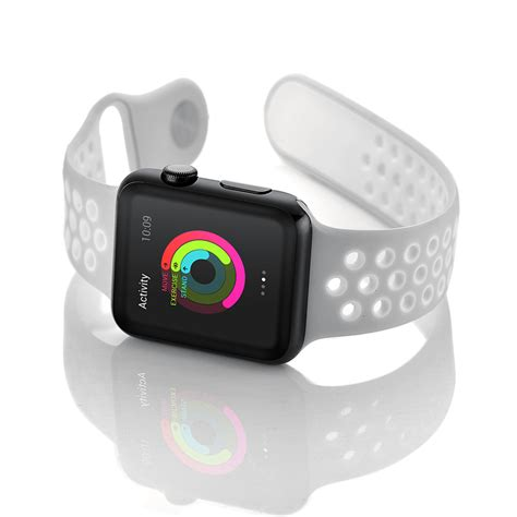 New Color Band Apple Wach Nike Iwach Series 1 2 3 2 apple iwatch nike breathable for apple