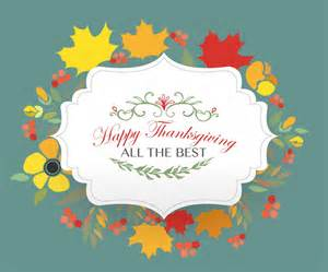 Happy Thanksgiving Email Templates by Thanksgiving Templates For Professional And Personal Use
