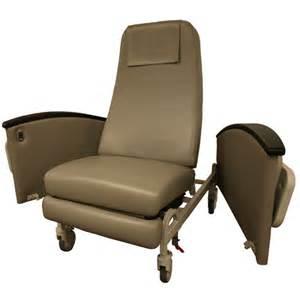 clinical recliner hospital recliner winco designer