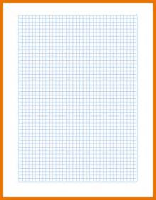 1 Cm Graph Paper Template Word by 4 Graph Paper Template Word Itinerary Template Sle