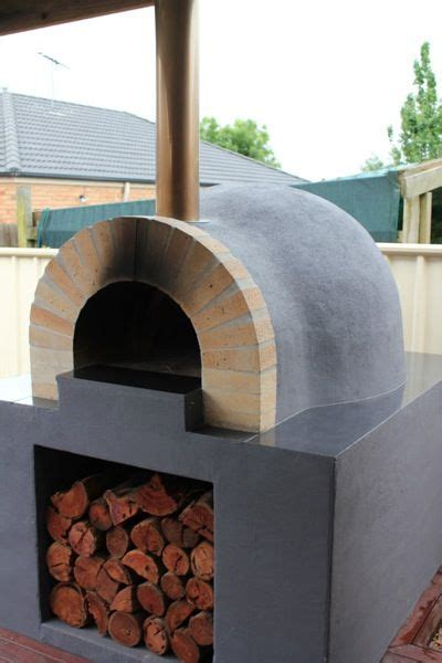 backyard pizza oven kit wood fired pizza oven kit backyard pinterest pizza