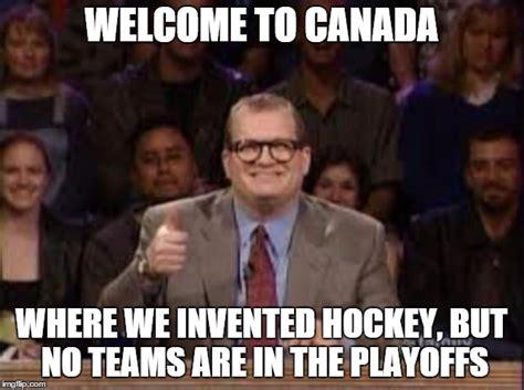 Canada Hockey Meme - image gallery nhl memes 2016