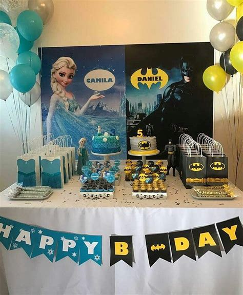 theme names for siblings 25 b 228 sta double birthday parties id 233 erna p 229 pinterest