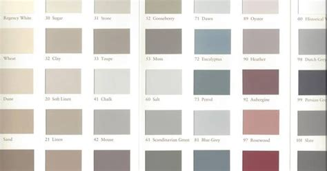kensington paint color chart ideas clark and kensington paint color palettes clark and clark