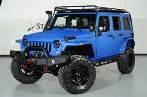 2015 jeep wrangler 2015 lift leather aev roof rack