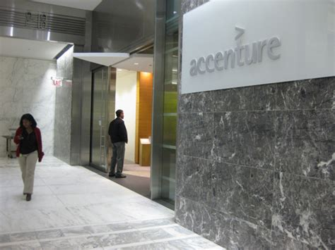 Accenture Chicago Office by Studies