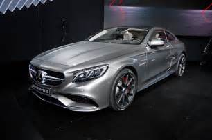 2015 mercedes s63 amg 4matic coupe front three