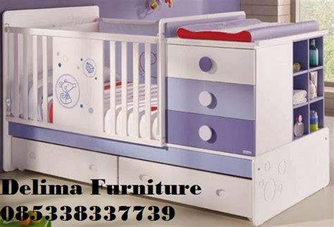 Tempat Tidur Minimalis Kayu Cat Duco 160x200 Berlaci Mewah box bayi minimalis tempat tidur bayi harga murah cv