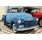 The Murphy Auto Museum 1952 Chevrolet Pickup