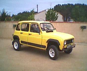 renault 4 l renault 4 cars 4x4 and wheels