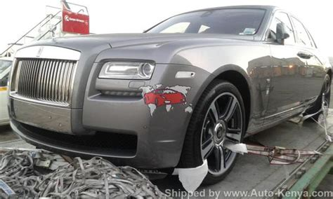 roll royce kenya more photos of the rolls royce ghost spotted at jkia naibuzz