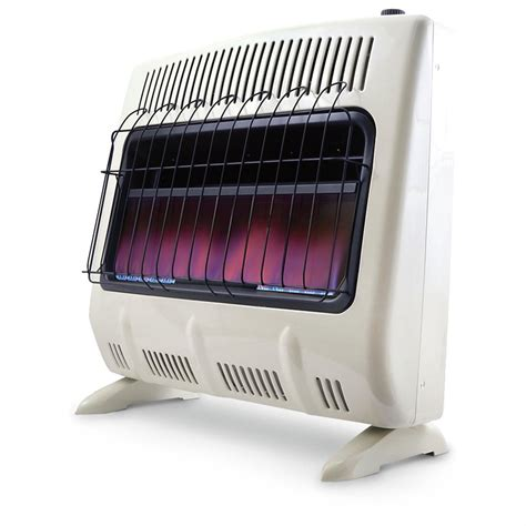 Gas Heaters For Home by Mr Heater Vent Free Blue Gas Heater 30 000