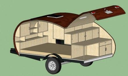 teardrop trailer floor plans teardrop trailer floor plans outdoor adventure