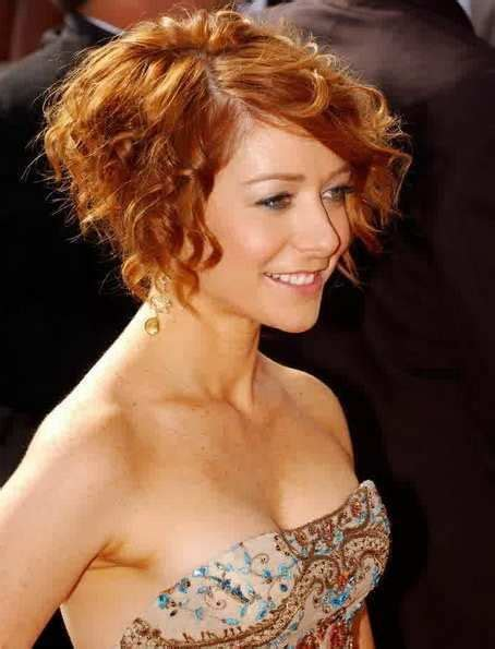 curly hairstyles for round faces 2015 short hairstyle for women round face 2015 http ocuski