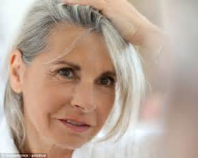 degrees of gray hair going grey may be a sign of heart disease daily mail online