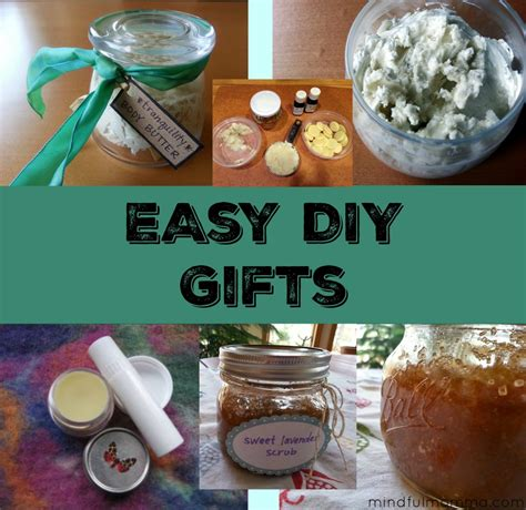 diy i want that products list easy diy gifts