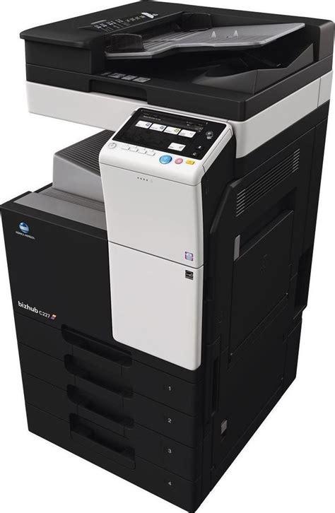 Printer Konica Minolta konica minolta bizhub c227 copier printer scanner copyfaxes