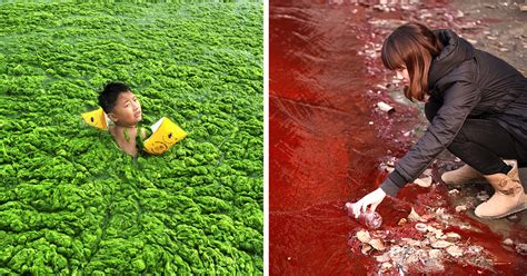 20 unbelievable photos of pollution in china