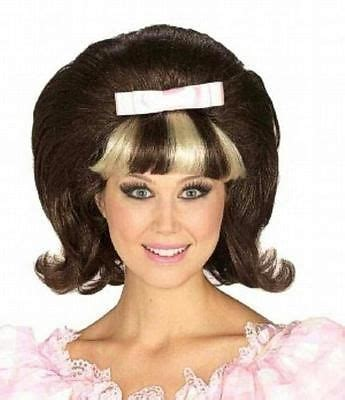 is that a wig that frankie heck wears on the tv show the middle tracy wig available on ebay hairspray costumes