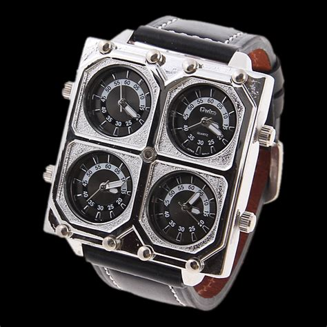 oulm style 4 time zone cool led