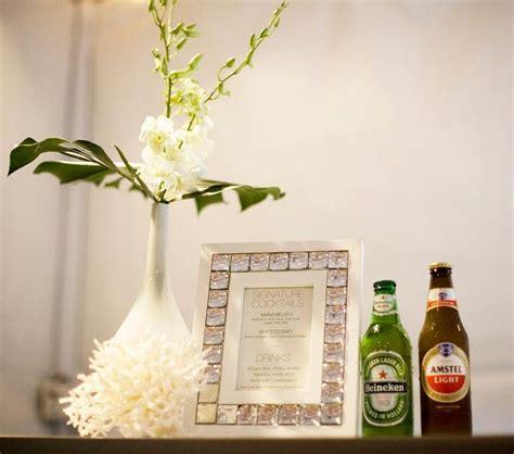 signature drink sign 30th birthday pinterest