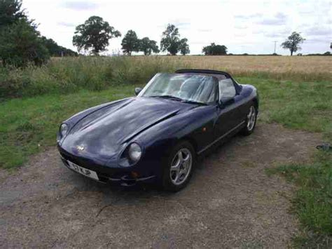 Tvr Chassis For Sale Tvr Chimaera Blue 1999 450 New Engine Great Chassis Fsh