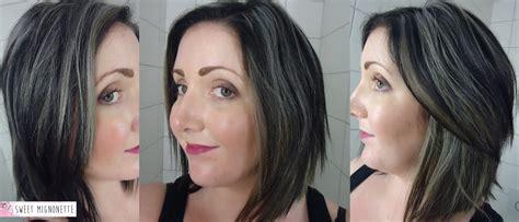 cheveux chatain meche grise coloration des cheveux moderne cheveux brun meche grise coloration des cheveux moderne