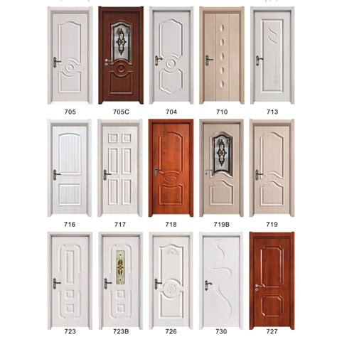 Wholesale Interior Doors Wholesale Cheap Hotel Soundproof Interior Pvc Wood Door Yk621 Buy Solid Wood Doors Soundproof
