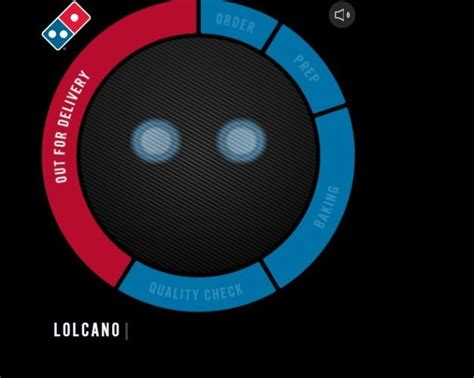 domino pizza tracker is the domino s pizza tracker legit or is it just set to a