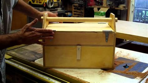 father son projects father son toolbox project youtube