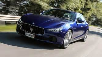 Maserati Ghibli Top Gear 2017 Maserati Ghibli Review Top Gear