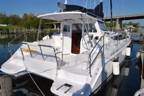 gemini catamaran great loop gemini 224 vendre www yachtworld fr