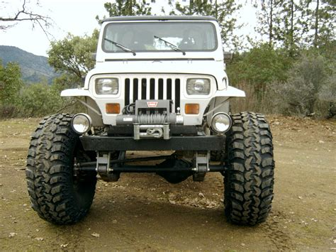 dirtpilekyle 1991 jeep yj specs photos modification info