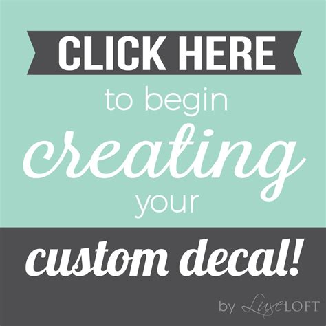 create own wall sticker customize wall decal custom wall decals create your own