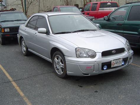 2004 Subaru Wrx Specs by 2004 Subaru Impreza Wrx Sti Specs Aol Autos Html Autos Post