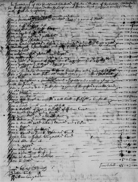 plymouth county probate records benjamin sitton s ancestors